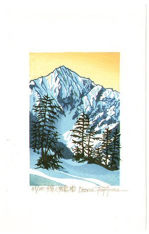 両角修: Bright Mt. Kashima - Japan - Artelino