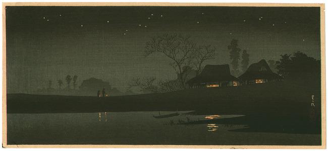 Takahashi Hiroaki: Starlight Night - Artelino