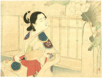 Mizuno Toshikata: Lotus - Artelino
