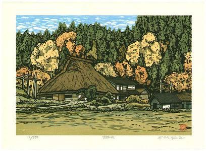 Nishijima Katsuyuki: Autumn in Tochigi - Artelino