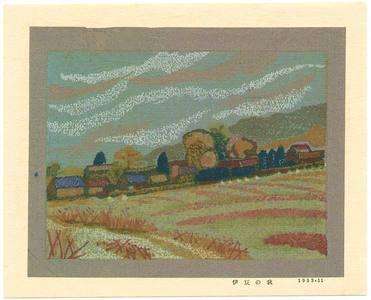 Mabuchi Toru: Izu in Autumn - Artelino
