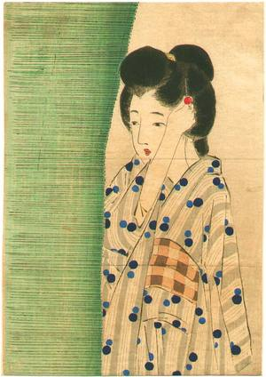 Takeuchi Keishu: Looking Out from a Shade - Artelino