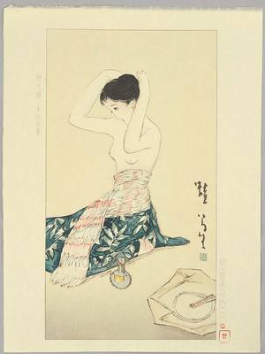 Takehisa Yumeji: After Bath - Artelino