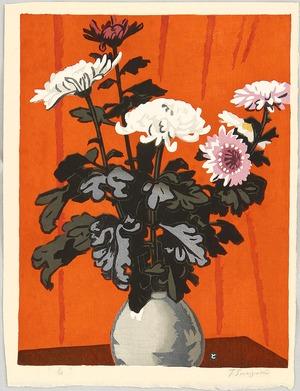 稲垣知雄: Chrysanthemums - Artelino
