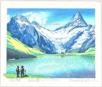 両角修: Bachalpsee - Switzerland - Artelino