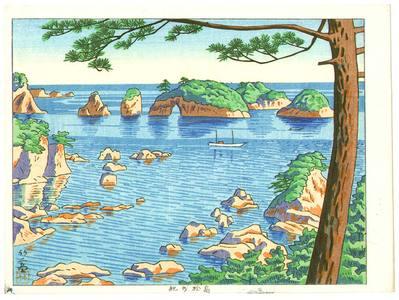 Fujishima Takeji: Ki no Matsushima Islands - Artelino