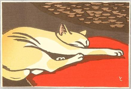 稲垣知雄: Sleeping Cat - Artelino