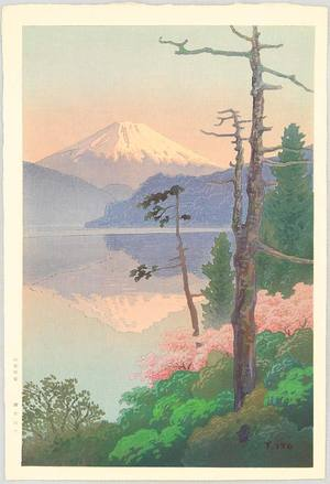 Ito Yuhan: Mt. Fuji from Tagonoura Bay - Artelino