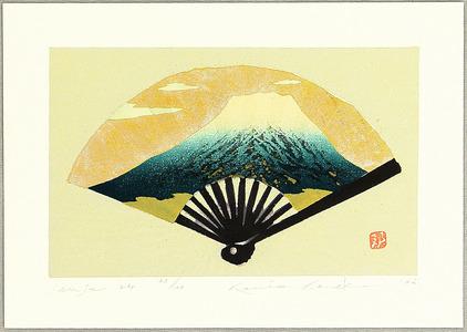 Kaneko Kunio: Mt.Fuji - Sensu 24 - Artelino