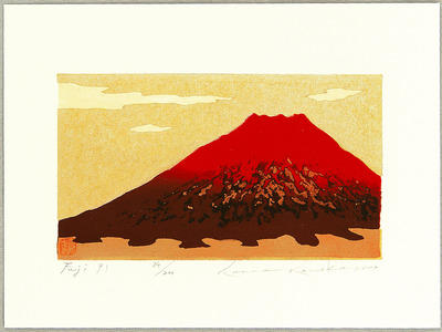 Kaneko Kunio: Fuji 91 - Artelino