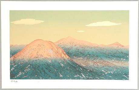 Kaneko Kunio: Mt. Akagi - Artelino