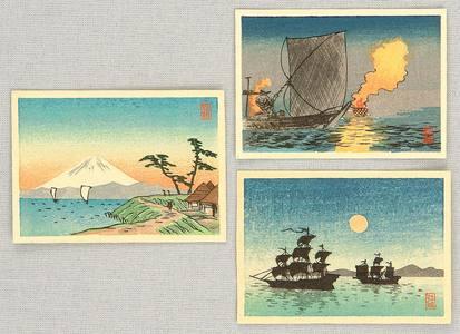高橋弘明: Three Mini Prints - 4 - Artelino