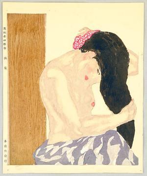 Onchi Koshiro: Hair - Artelino