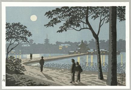 Fujishima Takeji: Shinobazu Pond - Artelino