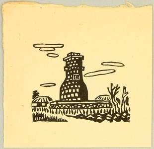 Hiratsuka Unichi: Landscape A - Artelino