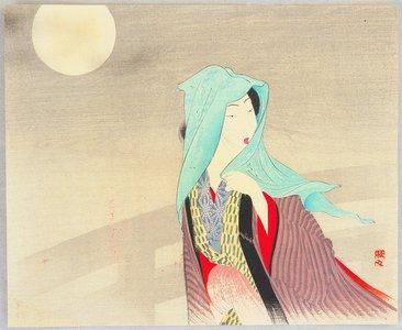 Takeuchi Keishu: Beauty under the Full Moon - Artelino