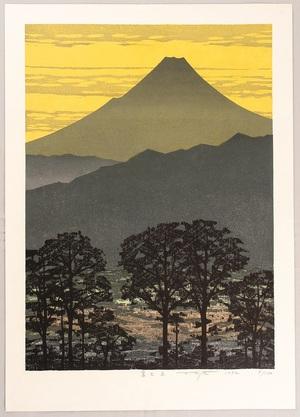 北岡文雄: Mt. Fuji - B - Artelino