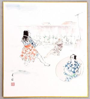 Gekko Ohashi: Tattoo Samurai - Kabuki - Artelino