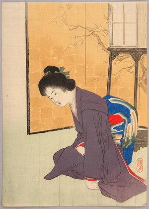 武内桂舟: Hatsune - The First Song of the Year - Artelino