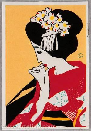 Takehisa Yumeji: Maiko Profile - Artelino