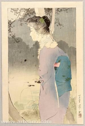 Kaburagi Kiyokata: Dusk - Artelino