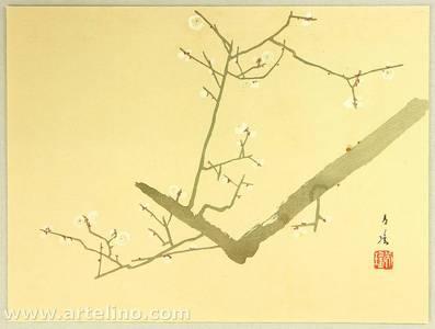 向陽: Plum Blossoms - Gishi Taikan - Artelino