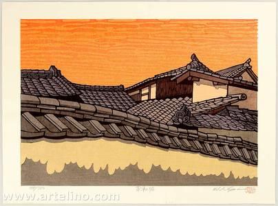 Nishijima Katsuyuki: Wall of Kusatsu - Artelino