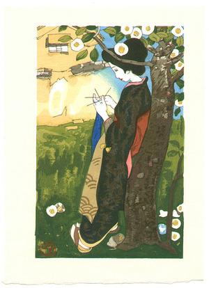 Takehisa Yumeji: The Sun - Artelino
