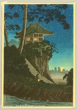 高橋弘明: Tokumochi in Starry Night - Artelino