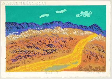 Henmi Takashi: Yellow Road - Artelino