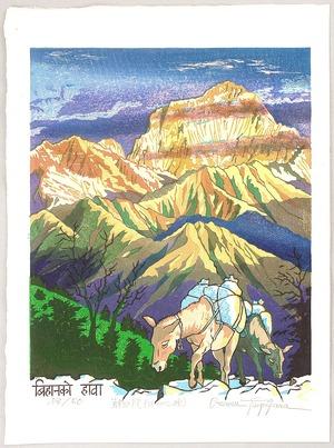両角修: Morning Wind - Nepal - Artelino