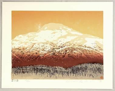 Kaneko Kunio: Mt. Chausaudate - Artelino