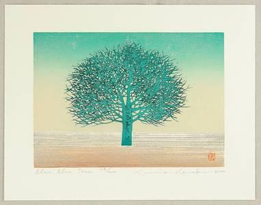 Kaneko Kunio: Blue Blue Tree - Artelino