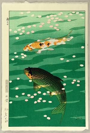 Kasamatsu Shiro: Carp - Artelino