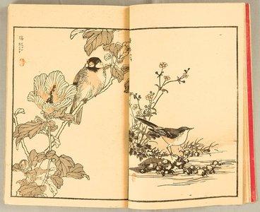 Kono Bairei: Album of Hundred Birds - Artelino