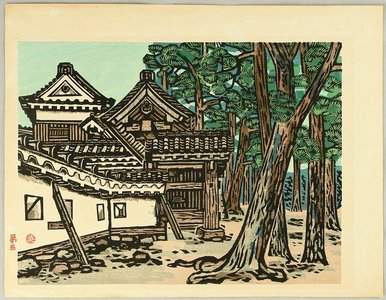 橋本興家: Castle Walls No. 5 - Artelino