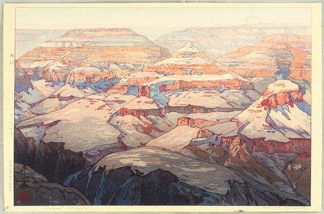 吉田博: Grand Canyon - Artelino