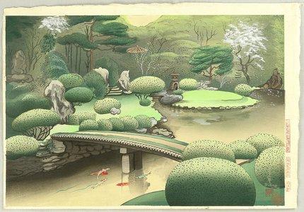 Ono Bakufu: Kurodani Garden, Spring - Artelino