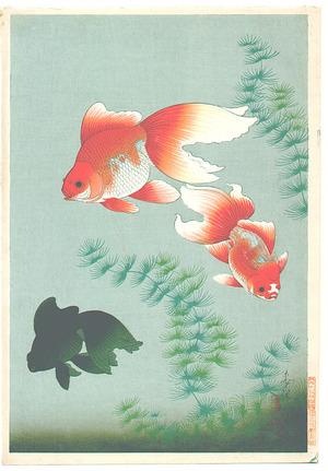Ono Bakufu: Goldfish - Artelino