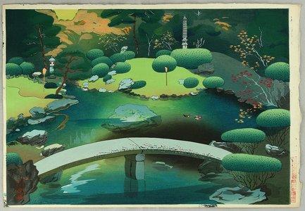 Ono Bakufu: Shoren-In Garden, Autumn - Artelino