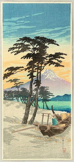 高橋弘明: Mt.Fuji from Miho - Artelino