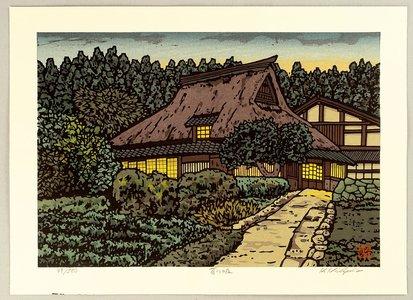 Nishijima Katsuyuki: Night at Shogawa - Artelino
