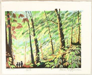両角修: Shining Forest - Japan - Artelino