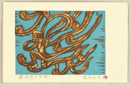 稲垣知雄: Angel in Yakushi Temple - Artelino