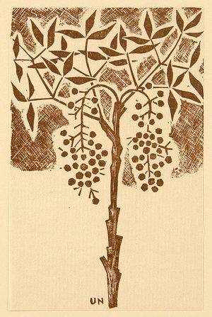 Hiratsuka Unichi: Hanga Vol.8 - Nandin Tree - Artelino