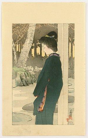 Hirezaki Eiho: Book Illustration - 3 - Artelino
