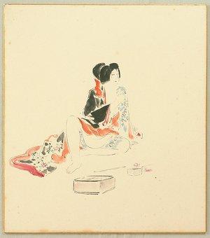 Gekko Ohashi: Kabuki - Deranged - Artelino
