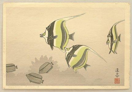 吉田遠志: Hawaiian Fish (B) - Artelino