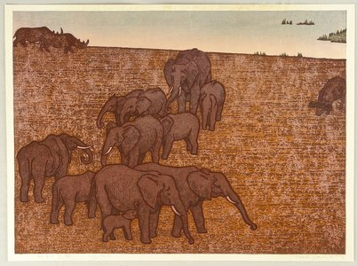 吉田遠志: Record of Wilderness - Artelino