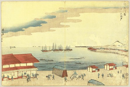 Shotei Hokuju: The Eastern Capital - Shinagawa - Artelino